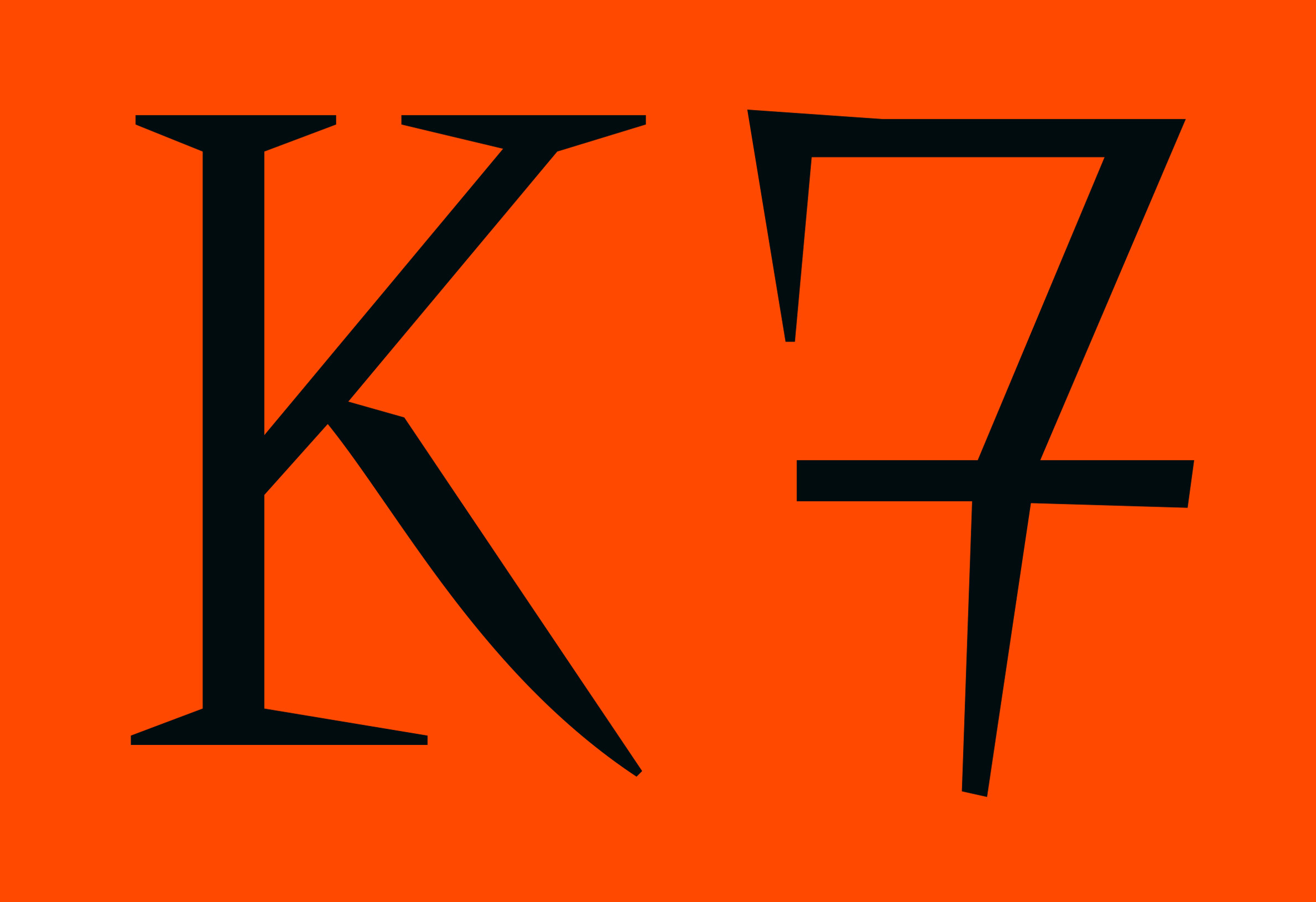 A is for Knif